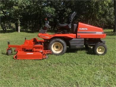 KUBOTA F2560 For Sale - 15 Listings   TractorHouse com