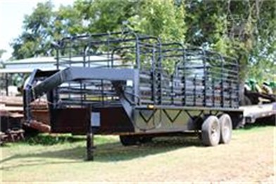 e00cf69b14c 20' GOOSENECK TANDEM AXLE CATTLE TRAILER Other Auction Results - 1 Listings  | MachineryTrader.co.uk - Page 1 of 1