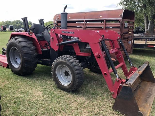 2013 MAHINDRA 4530 For Sale In Coushatta, Louisiana