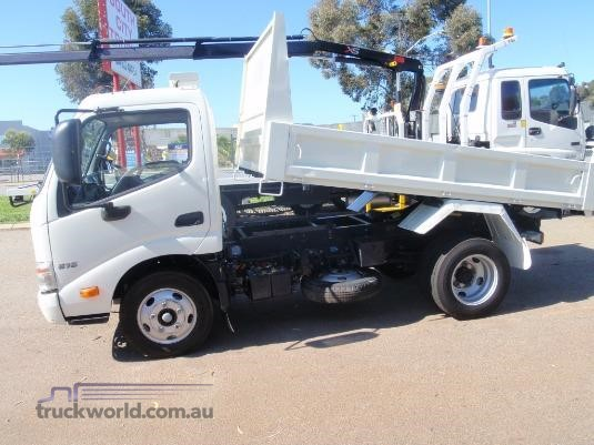 2015 Hino 300 Series 616 IFS Short Tipper - Trucks for Sale