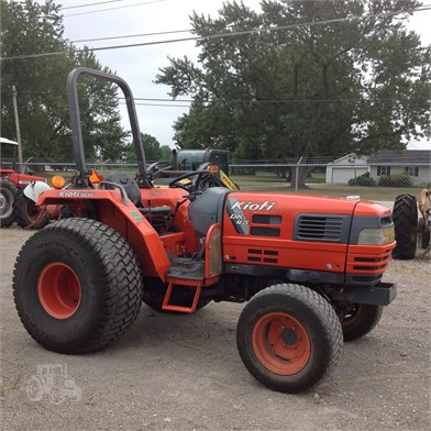 KIOTI DK45 For Sale - 6 Listings | TractorHouse com - Page 1 of 1