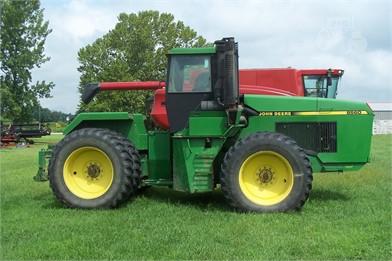 JOHN DEERE 8560 For Sale - 12 Listings | TractorHouse com