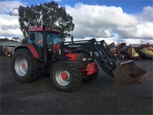 2005 Mccormick MTX175 Farm Machinery for Sale