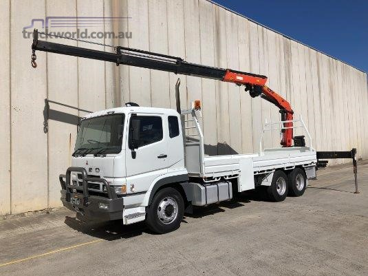 2006 Mitsubishi FV54 Trucks for Sale