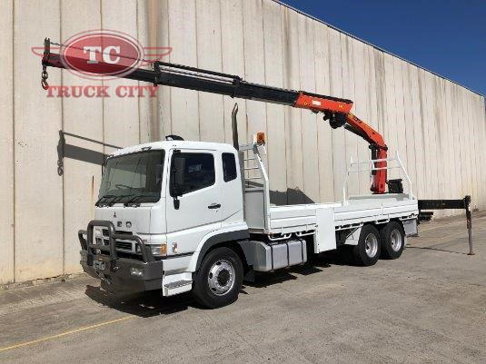 2006 Mitsubishi FV54 Truck City - Trucks for Sale