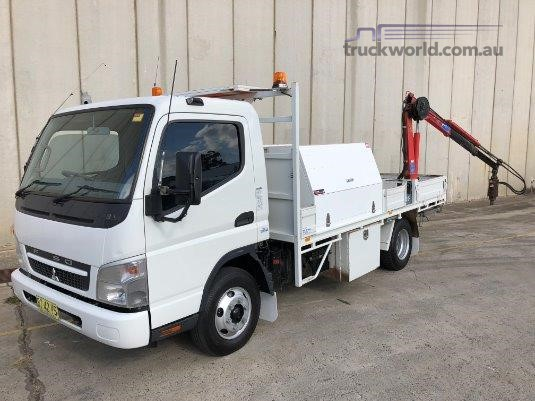 2010 Mitsubishi Canter 3.5 - Wrecking for Sale