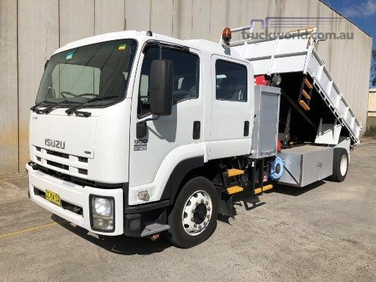 2008 Isuzu FTR 900 Long Trucks for Sale