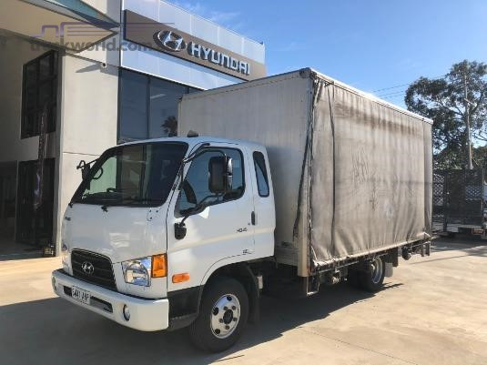 2010 Hyundai HD45 Trucks for Sale