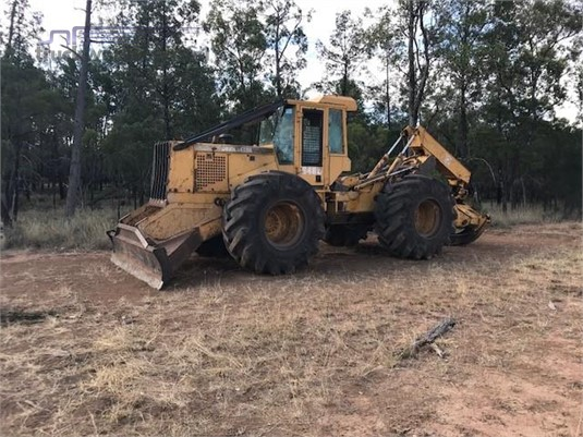 2002 Deere 648G - Heavy Machinery for Sale