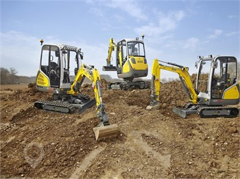 Used Excavators for sale in the United Kingdom - 2157