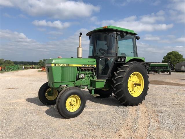 1985 JOHN DEERE 2550 For Sale In Meeker, Oklahoma | www