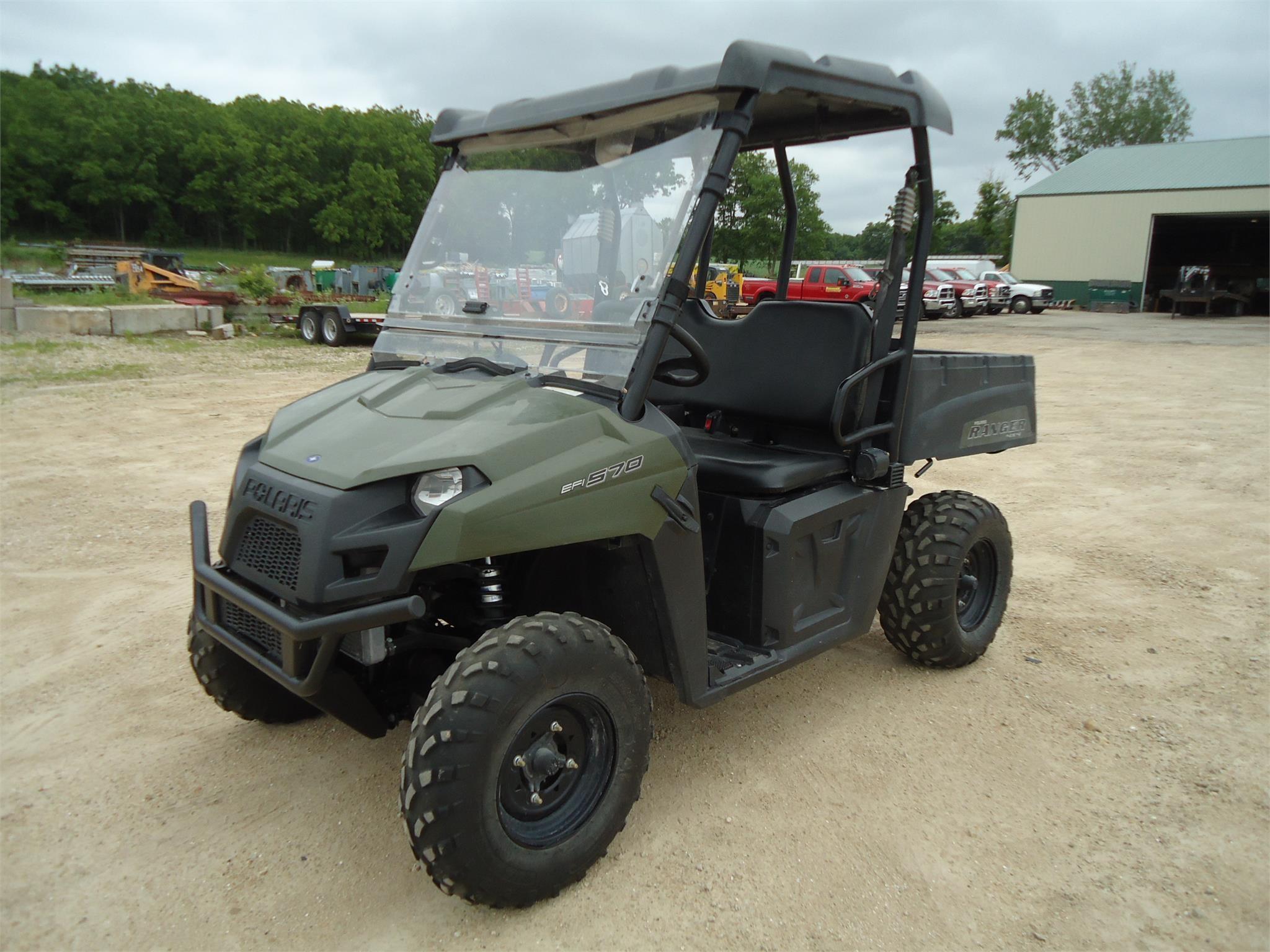 Polaris Ranger 570 >> 2014 Polaris Ranger 570 Efi For Sale In Worthington Iowa