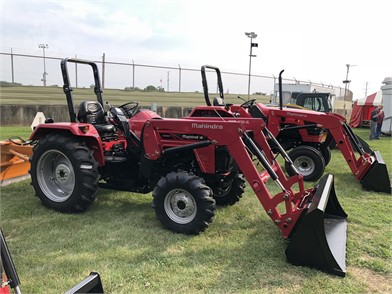 40 HP To 99 HP Tractors For Sale By Meridian Implement - 46