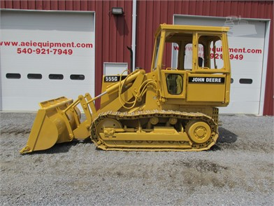 DEERE 555G For Sale - 8 Listings   MachineryTrader com - Page 1 of 1