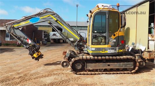 2011 Volvo ECR88 Plus Excavators - Tracked