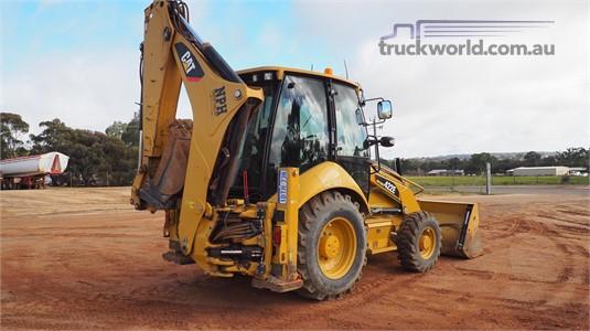 2011 Caterpillar 422E - Truckworld.com.au - Heavy Machinery for Sale
