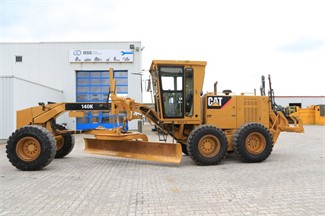 CATERPILLAR 140K VHP190