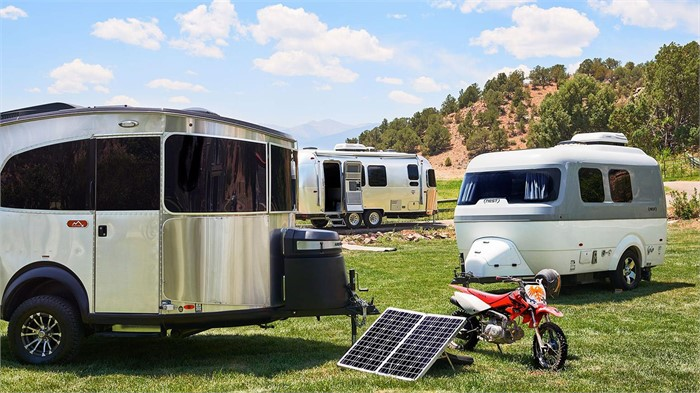 Airstream Details Partnership With Zamp Solar | RVUniverse Blog