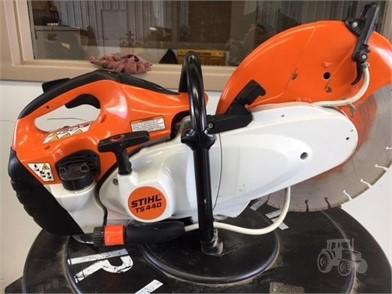 STIHL TS440 For Sale - 1 Listings | TractorHouse com au
