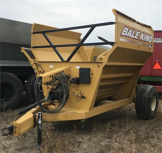 2013 BALE KING 5100 For Sale In Huron, South Dakota | www
