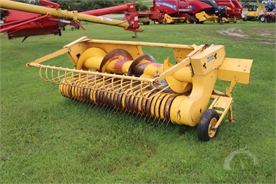 NEW HOLLAND Windrow Forage Headers Auction Results - 26
