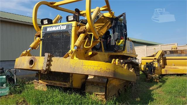 2012 KOMATSU D155AX-7 For Sale In Greensboro, North Carolina
