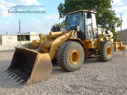 2008 Caterpillar 950H - Heavy Machinery for Sale