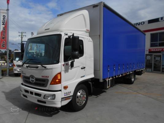 2014 Hino 500 Series 1426 FE City Hino - Trucks for Sale