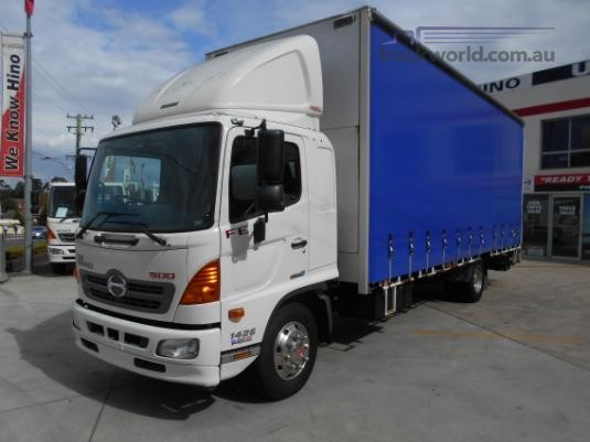 2014 Hino 500 Series 1426 FE Trucks for Sale