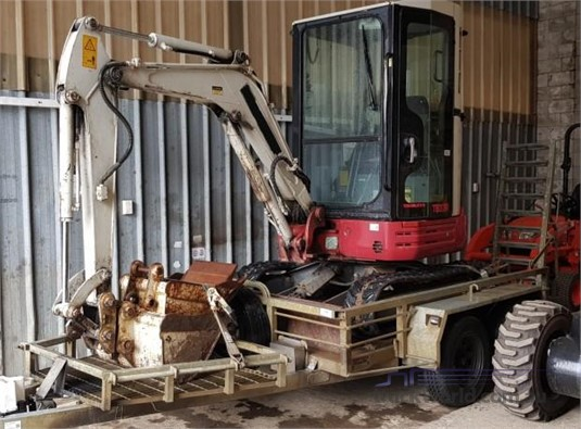 2007 Takeuchi TB23R Heavy Machinery for Sale
