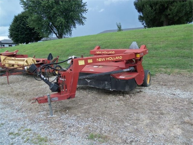 1993 NEW HOLLAND 408 For Sale In Lewisville, Ohio