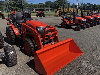 Kubota Farm Equipment For Sale By Piedmont Power - 49