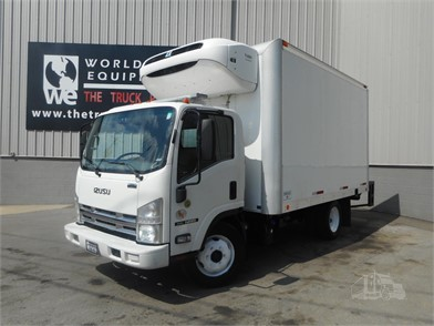 ISUZU Reefer Van Trucks / Box Trucks For Sale - 321 Listings