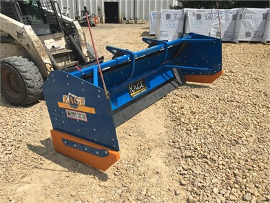 Kage Innovation Snow Plow For Sale - 6 Listings | MachineryTrader