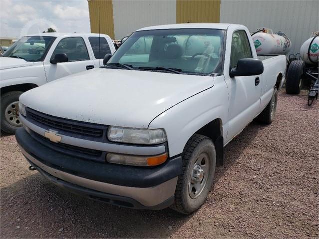 Lot 3423 2000 Chevrolet Silverado 1500