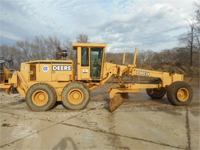 Motor Graders For Sale In Illinois - 58 Listings