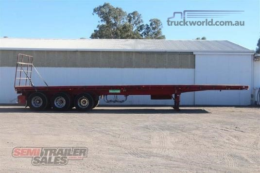 2001 Haulmark Flat Top Trailer Trailers for Sale
