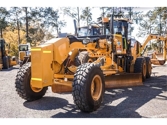 2011 Caterpillar 140M - Heavy Machinery for Sale