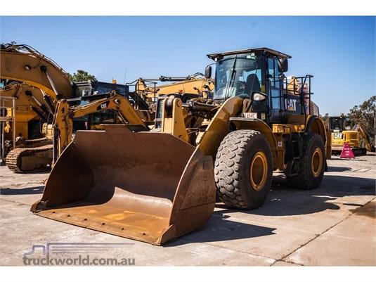 2014 Caterpillar 950K Heavy Machinery for Sale
