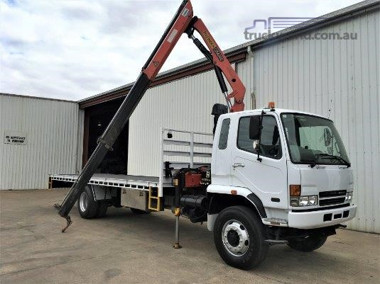 2006 Mitsubishi Fighter 10 FM - Trucks for Sale