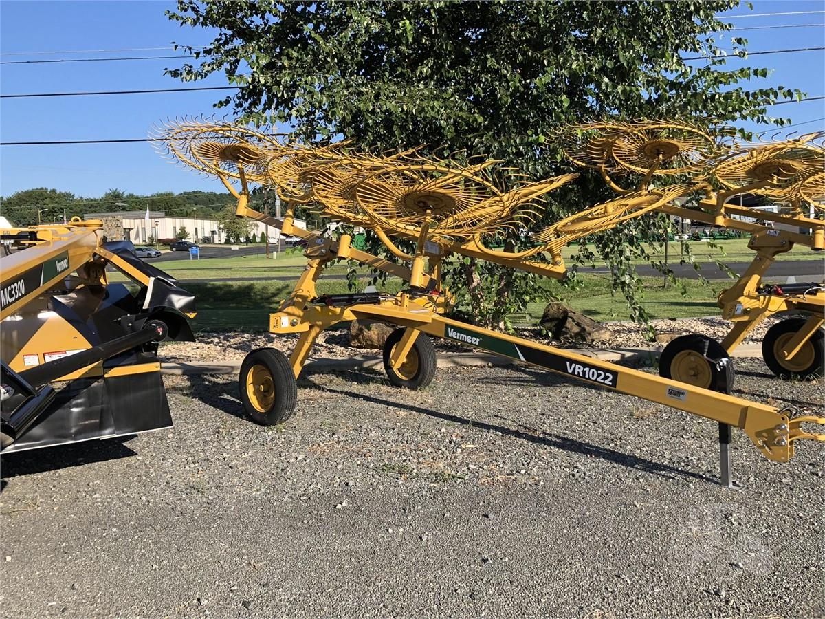 2019 VERMEER VR1022 For Sale In ORANGE, Virginia