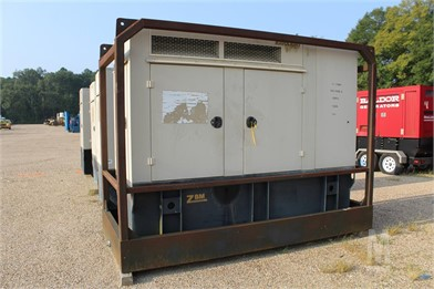 Katolight Stationary Generators Auction Results - 16 Listings