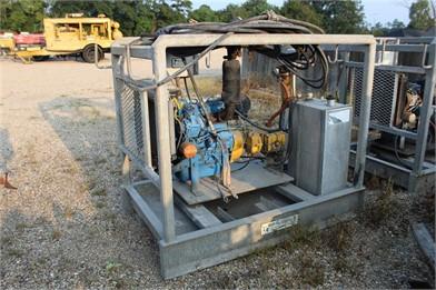 Pressure Washer-Diesel Engine-Skid Mtd Other Auction Results