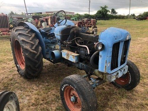 TractorHouse com | FORDSON MAJOR Dismantled Machines