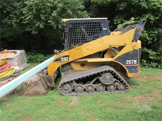 2005 CAT 257B For Sale In Nashville, Tennessee