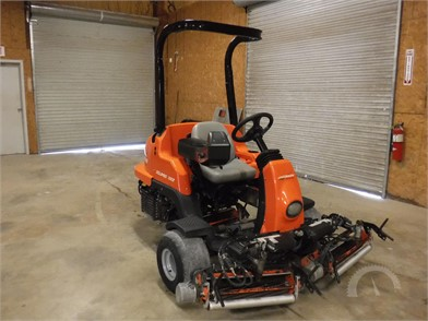 JACOBSEN Greens & Tees - Riding Mowers Auction Results - 7