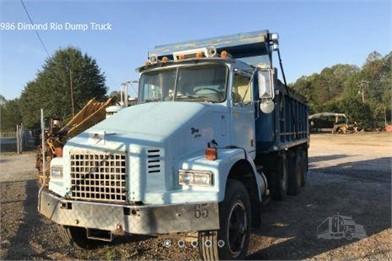 DIAMOND REO Dump Trucks For Sale - 3 Listings | TruckPaper