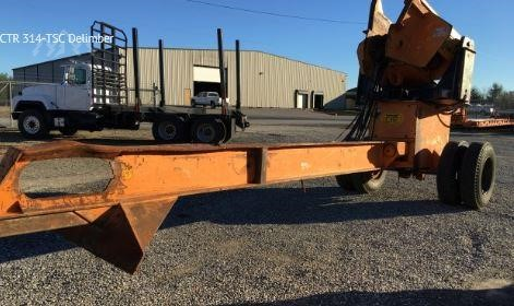 CTR Delimbers Logging Equipment For Sale - 5 Listings