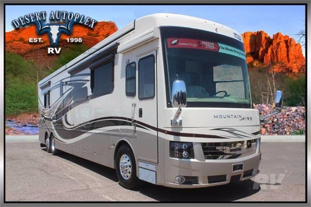 NEWMAR MOUNTAIN AIRE Class A Motorhomes For Sale - 24