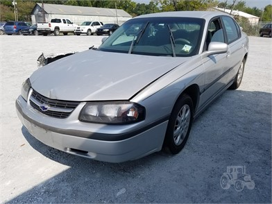 Chevrolet Impala Auction Results - 108 Listings | TractorHouse.com on